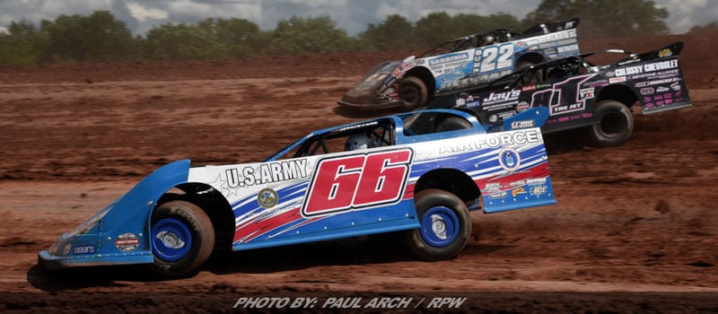 The Push Toward Pennsylvania For The World Of Outlaws LM's