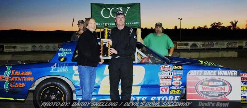 Rabtoy Wins Super Stock Thriller at Devil's Bowl Speedway
