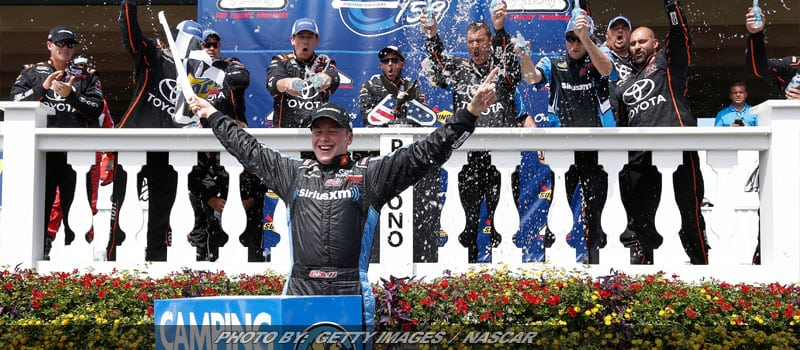 Christopher Bell Pulls Away To NASCAR Truck Series Win At Pocono