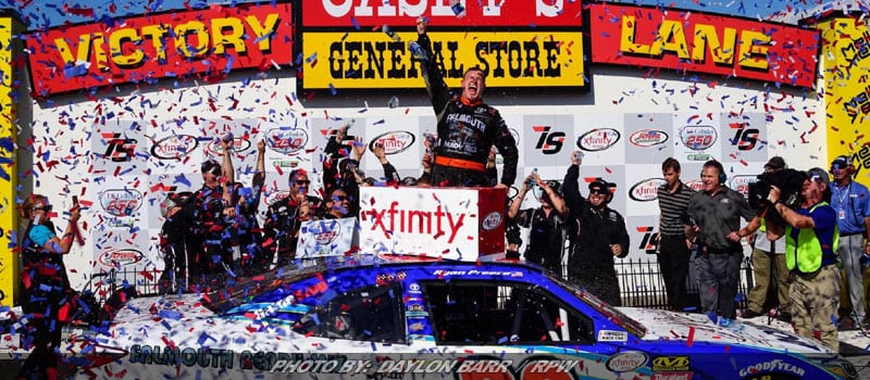Ryan Preece Accomplishes A Dream; Wins NASCAR XFINITY Event In Iowa
