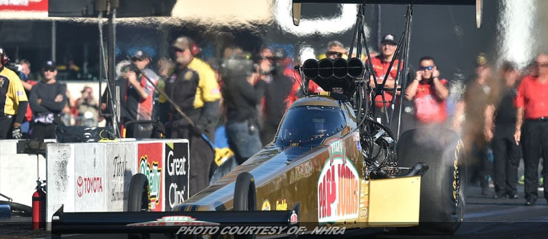 Pritchett, Hight, Skillman and Smith Clinch NHRA #1 Qualifiers In Sonoma