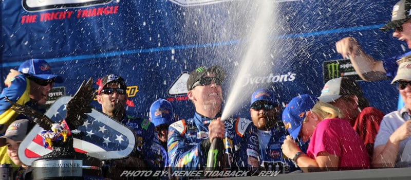 Kyle Busch Breaks 36-Race Winless Streak With Pocono Cup Series Victory