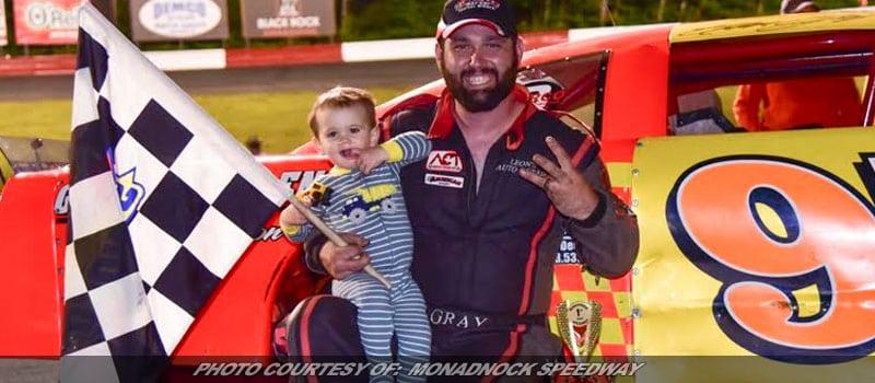 Adam Gray Says Three Is Sweet At Monadnock