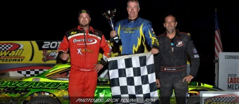 Yetman Wins Pro Stock Series Event At Cornwall
