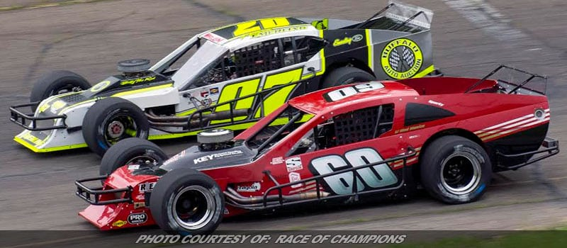 Chemung Up Next For Race Of Champions Asphalt Modifieds