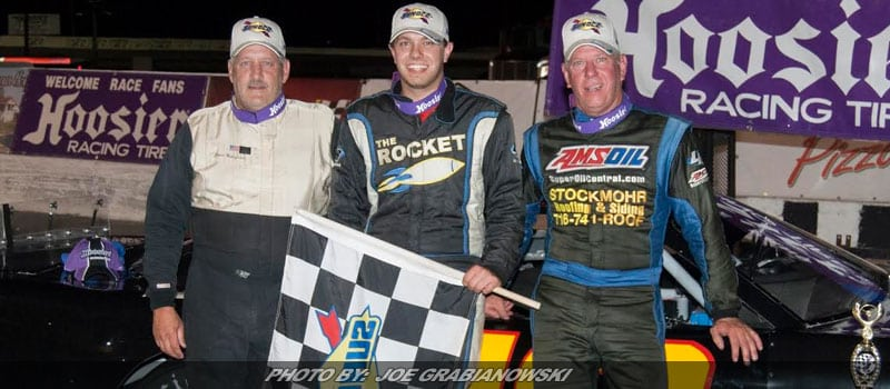 Catalano Runs To Race Of Champions LM Win At Lancaster