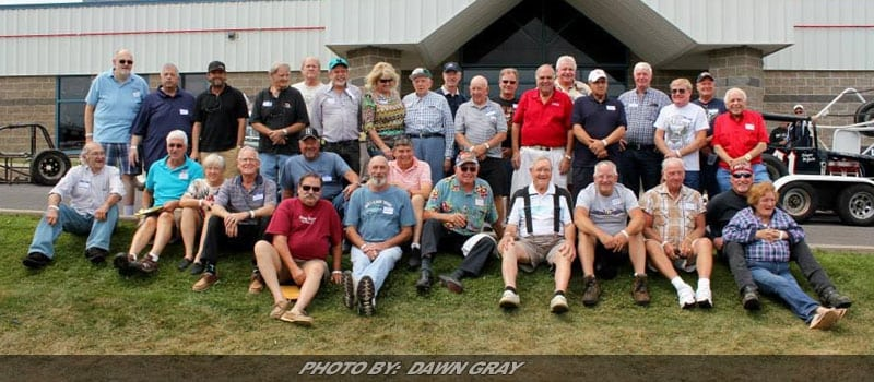 Old Timer's Reunion Opens Retro Racing Program At Oswego August 5th
