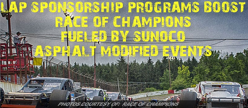 Lap Sponsorship Programs Boost Race Of Champions Asphalt Mod Events