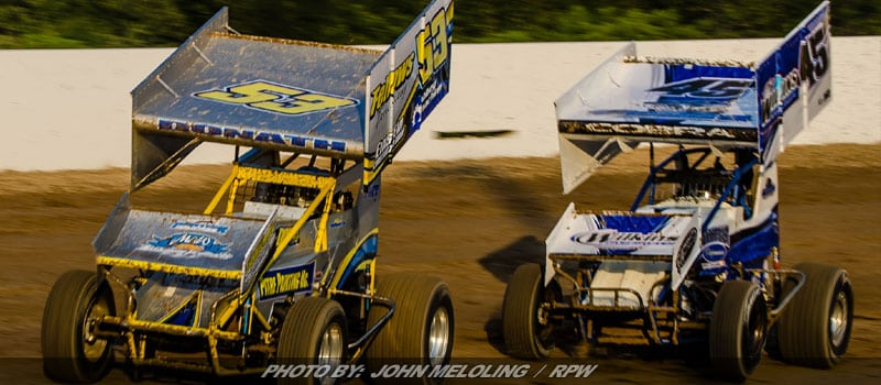 ESS Sprint Car Legends Reunion At Weedsport August 13th