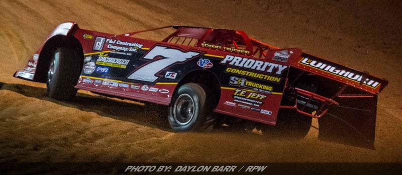 Rick Eckert Scores World Of Outlaws Late Model Win At Shawano