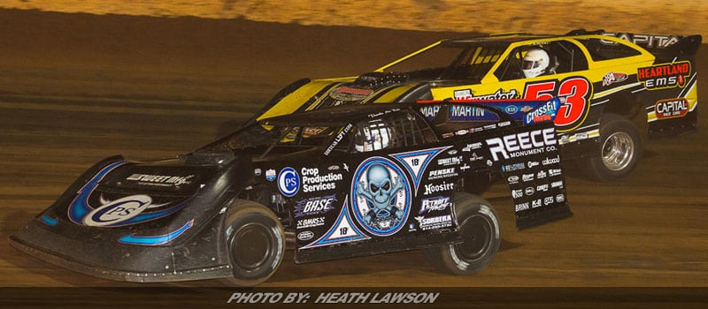All Eyes On Lucas Oil Late Model Series North/South 100 Weekend