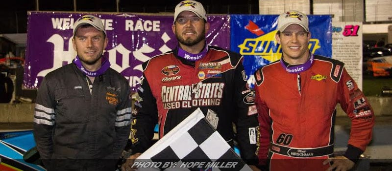 Jimmy Zacharias Proves Fastest Does Win Sometimes; In RoC Event At Chemung