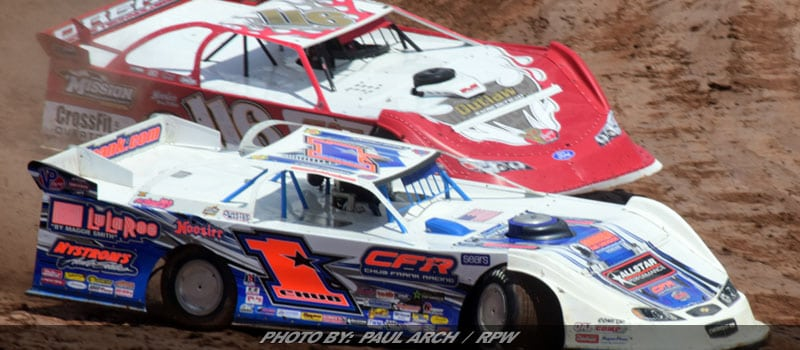 World of Outlaws LM's Head To PA For Final Time This Season