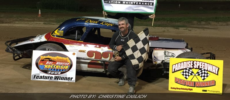 Kuleszo & Larrivee Win Big In Dirt Mod Nostalgia Action At Paradise