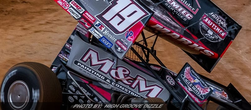 Brent Marks To Begin Knoxville Nationals Run Thursday