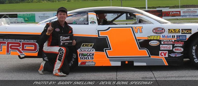 Racing's Always Been In Evan Hallstrom's Blood
