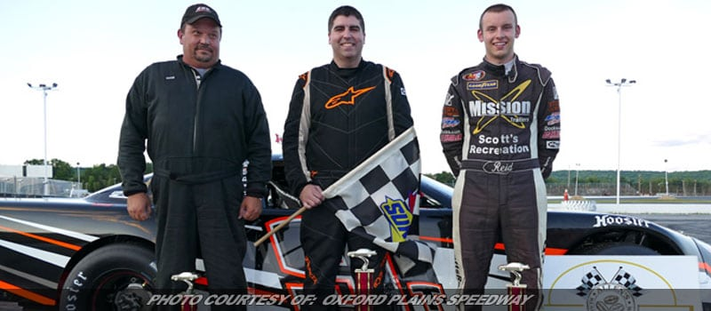 Tardiff Claims Second Super Late Model Win At Oxford Plains