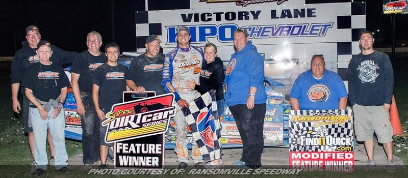 "Matt Sheppard Is ""Super"" In Summer Nationals Win At Ransomville"