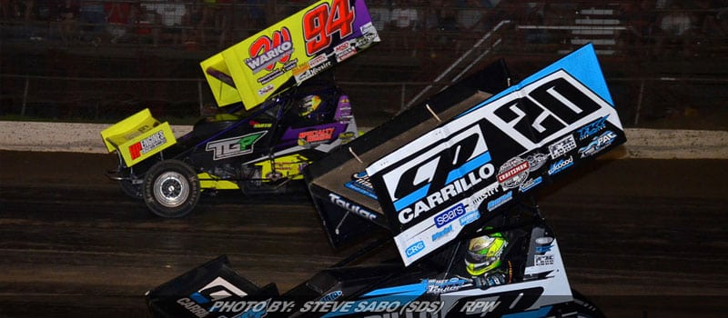 Ryan Smith Still Searching For First Thunder On The Hill Win