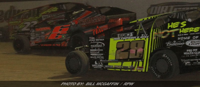 DIRTcar 358-Modified Series Starts Off At Granby August 11th