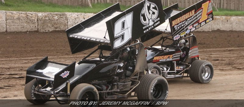 CRSA Sprints Invade Albany-Saratoga Friday
