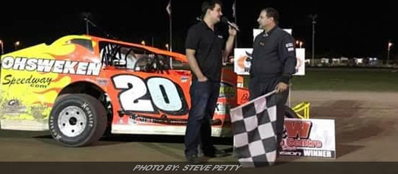 Mallory Wins As Part Of Bob St. Amand Memorial At Merrittville
