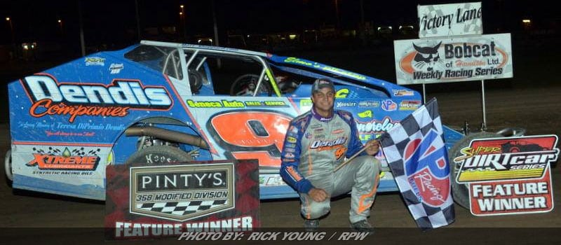 Sheppard Continues Hot Streak With Second Straight Bob St. Amand Memorial Win At Merrittville