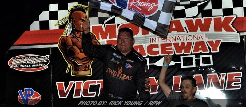 Carey Terrance Wins Thursday Night Special At Mohawk International