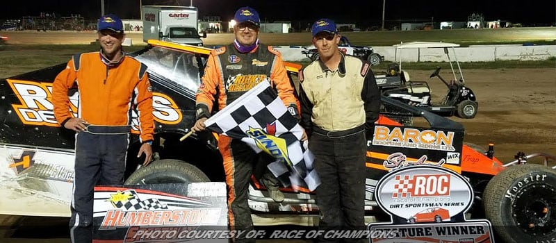 Race Of Champions Sportsman Series At Freedom Motorsports Park Friday