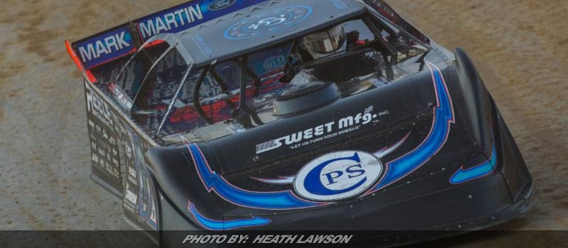 Scott Bloomquist & Jimmy Owens Set Front Row For North/South 100
