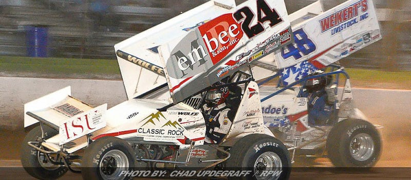 All Star Sprints Set For Justin Snyder Salute To The Troops At Susquehanna
