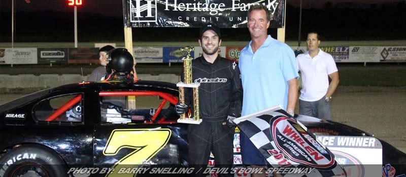 Rookie Payea Dominates At Devil's Bowl For First Win