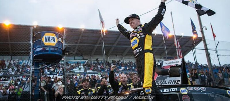 Eggleston Races To Fourth K&N West Win Of 2017