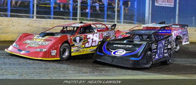 """""""T-Mac"""" Tim McCreadie Charges To First-Career North / South 100 Victory"""