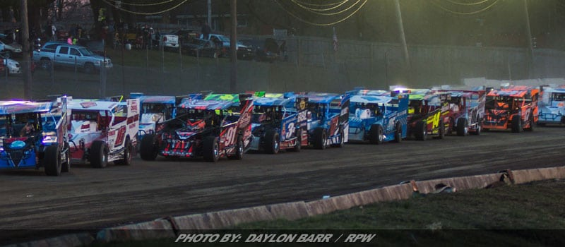 "Short Track Super Series ""Stampede"" Set For Tuesday At Albany-Saratoga"