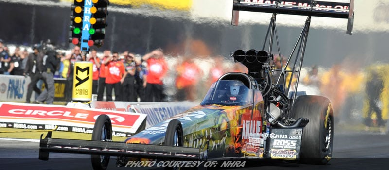 Terry McMillen Eyeing NHRA Countdown To The Championship Berth