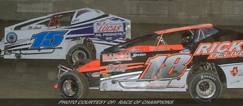 Race Of Champions Sportsman Series Event Friday At Ohsweken