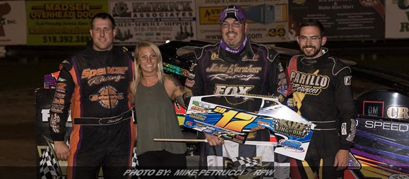 Rocky Warner Victorious In King Of Dirt Event At Albany-Saratoga