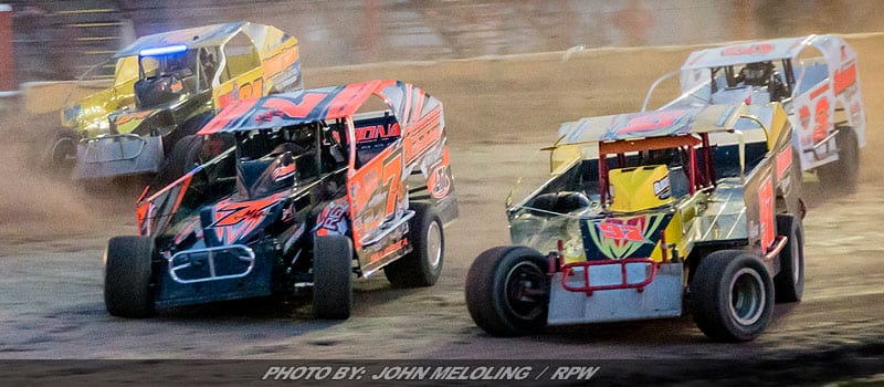 Maresca Caps Crazy Week With Top-10 At Utica-Rome In 51st Race Of '17