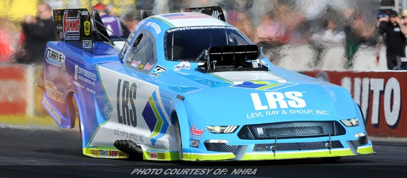 Tim Wilkerson Ready To Get Back On Track At Lucas Oil NHRA Nationals