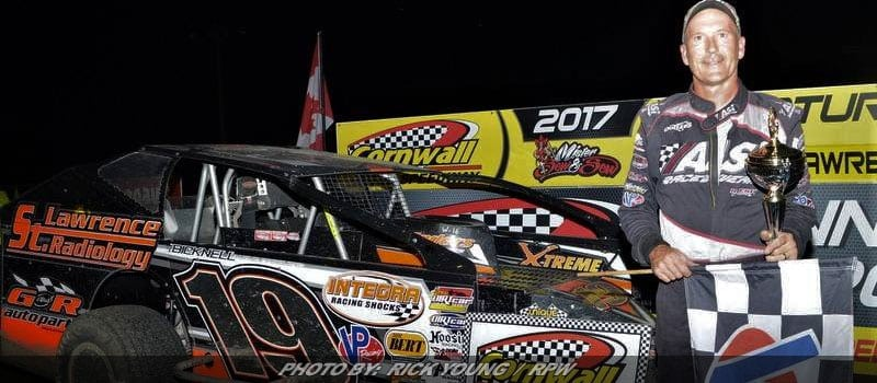 Tim Fuller Wins 'Oh Canada 150' At Cornwall Motor Speedway