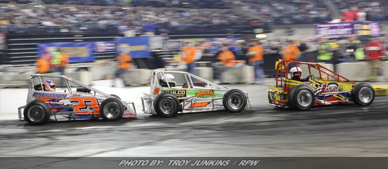 Tickets Set To Go On Sale For Indoor Auto Racing Four-Race Series