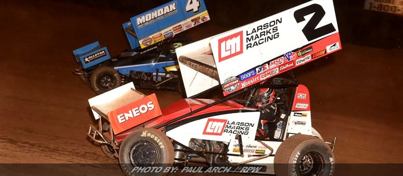 World Of Outlaws Return To Black Hills Speedway