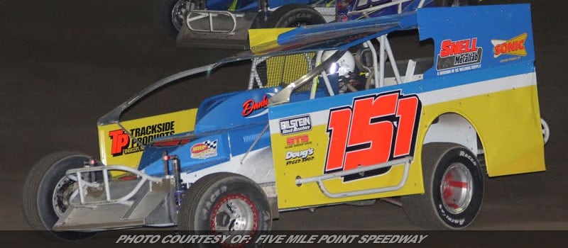 Huge Night Of Racing On Tap Saturday At Five Mile Point