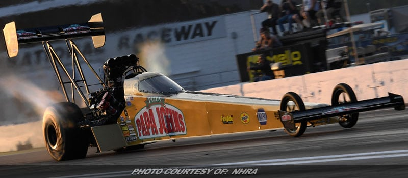 Pritchett & Height Set National Records Friday In NHRA Nationals Qualifying At Brainerd