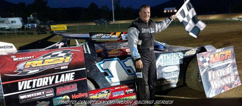 John Waters Dominates Rush LM's At McKean County