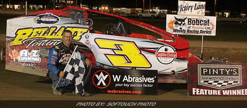 Chad Brachmann Returns To Site Of First Super DIRTcar Series Win