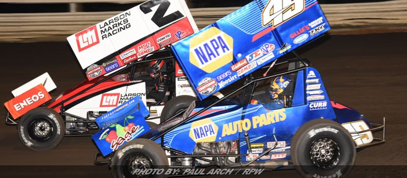 World Of Outlaws Sprint Car Series Prepared For Fall West Coast Swing