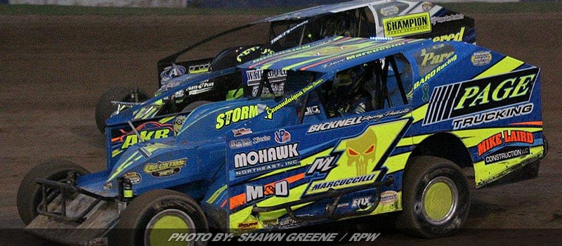 Marcuccilli Takes Sportsman Win At Canandaigua Before Rain Comes