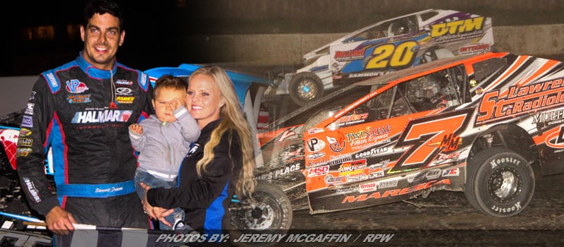 Maresca & Friesen Take Double Features At Fonda; Fuller Crowned Champion